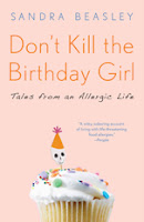 Book cover of Don't Kill the Birthday Girl by Sandra Beasley