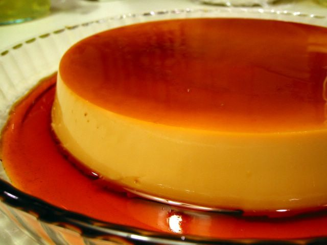 leche flan image from 88db com leche flan is the filipino term for the ...