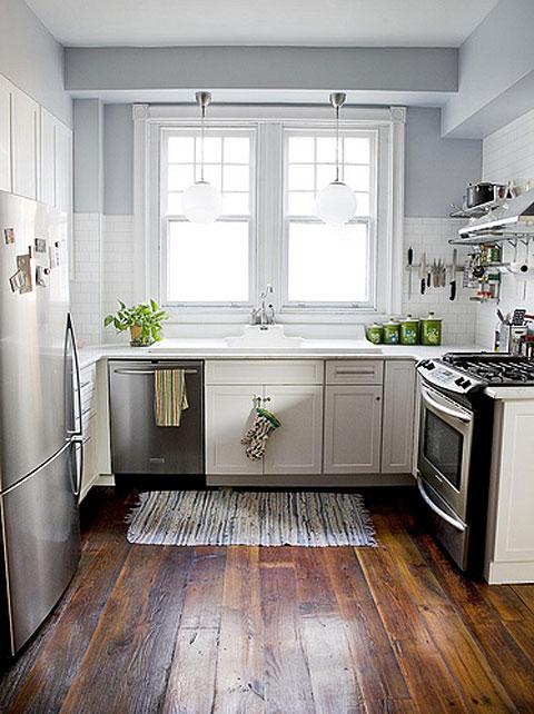 Ruang dapur sempit