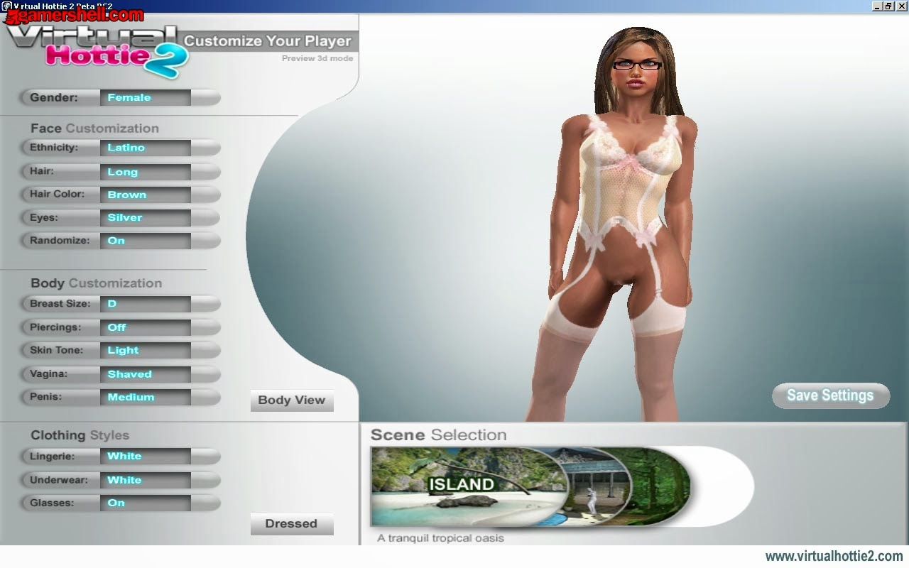 Virtual Sex Game Free