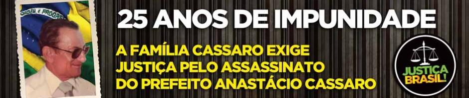 CASO: ANASTÁCIO CASSARO