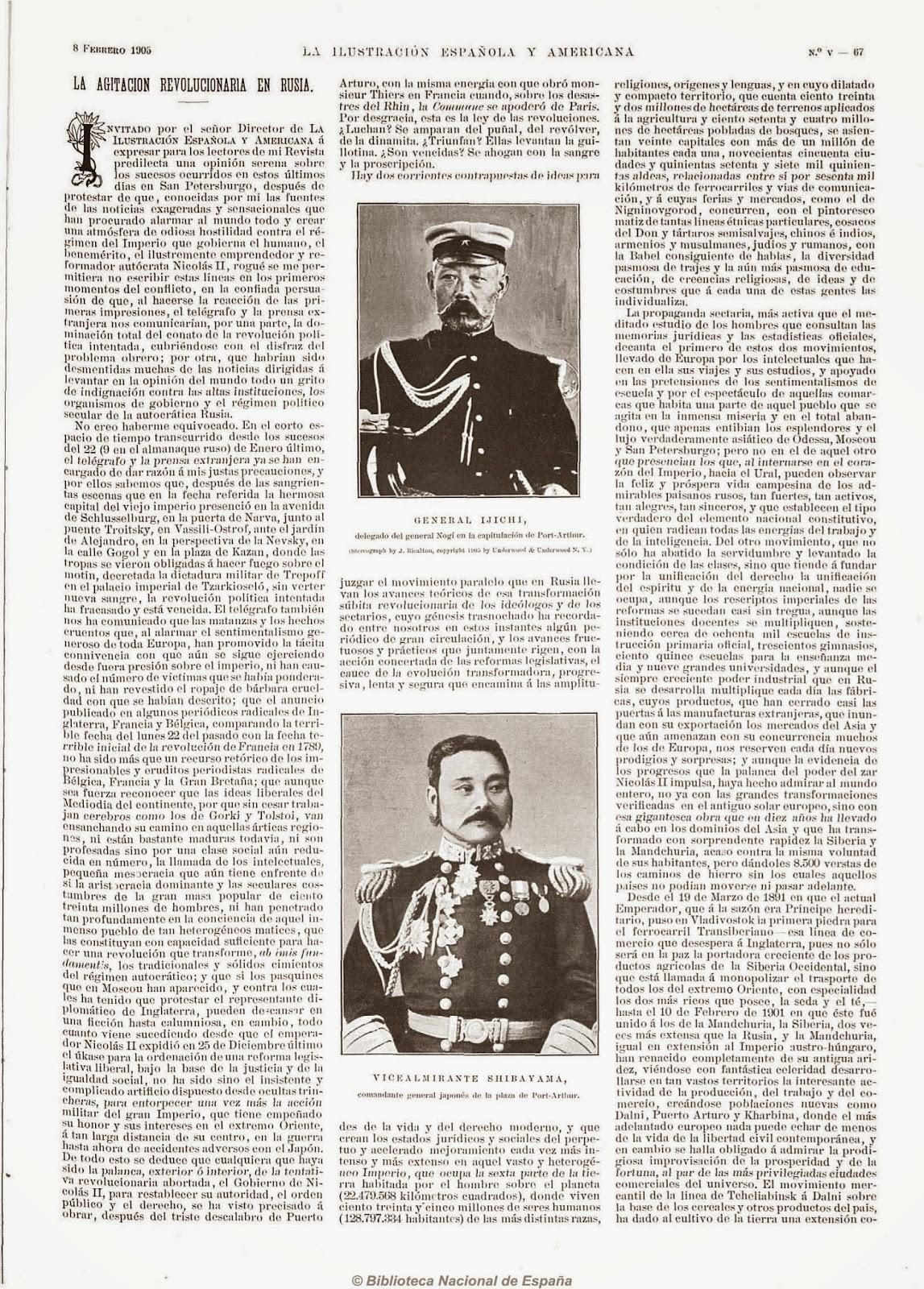 22 enero 1905: