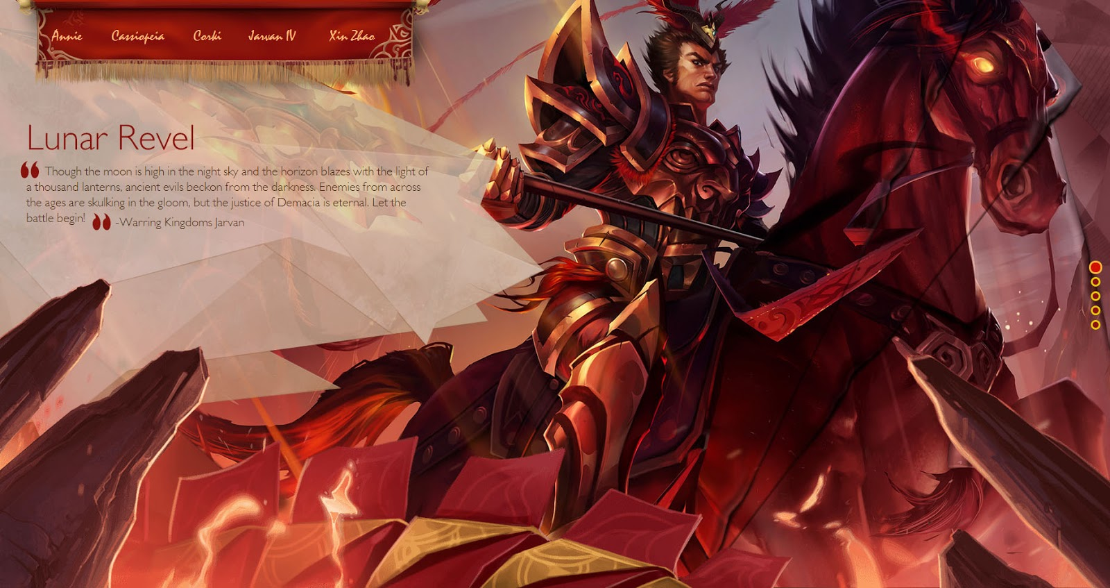 tryndamere warring kingdom skin how to get
