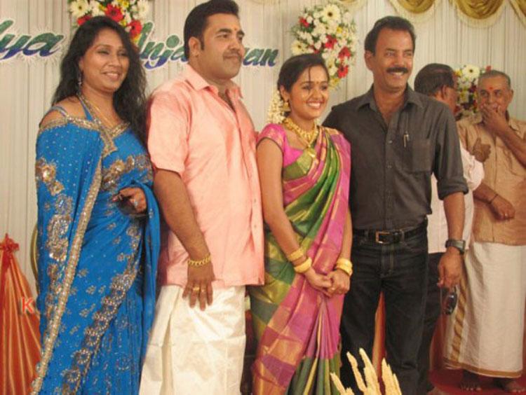 Ananya Engagement Photos | Wedding Photos Of Actors ... Vadivelu Daughter Kavya Marriage