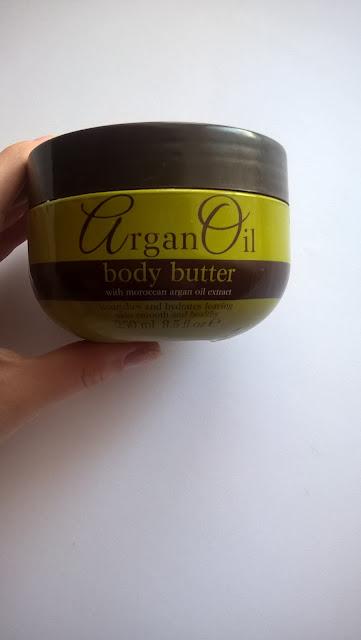 Argan Oil Body Butter - Masło do Ciała z Olejem Arganowym