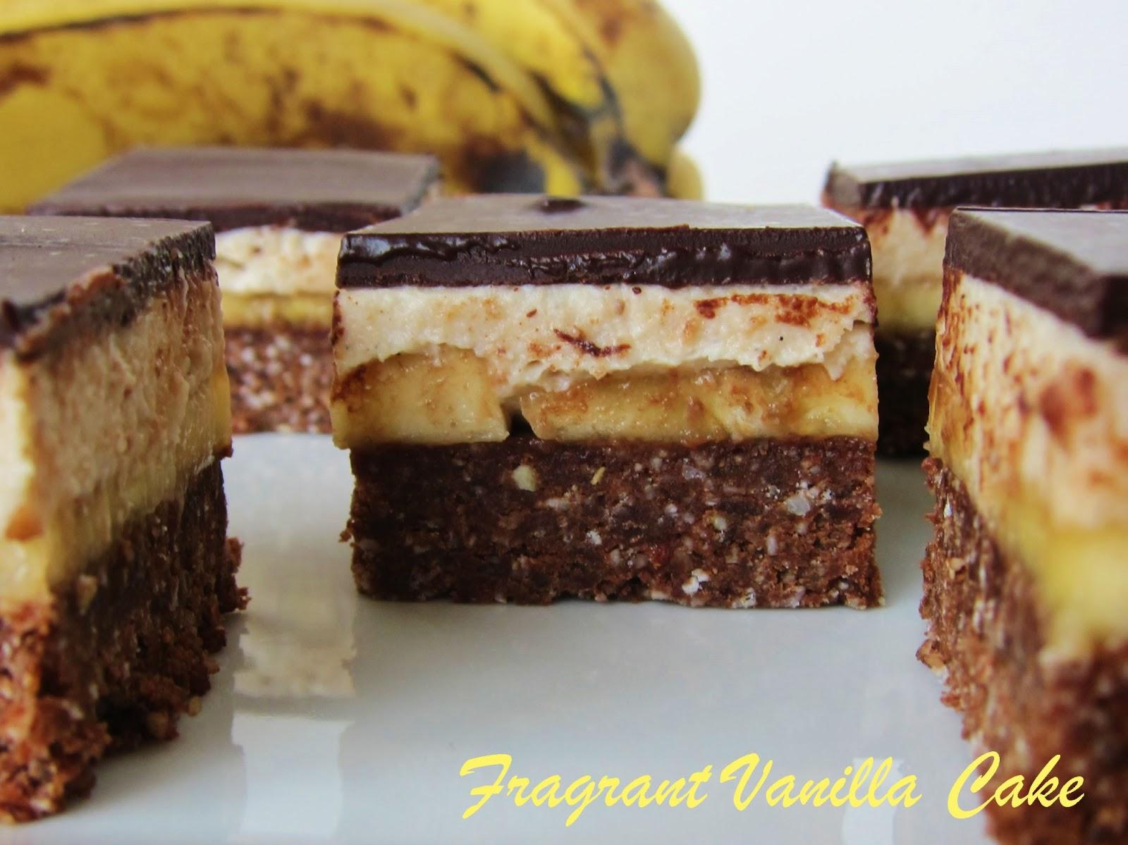 ... cake banana coconut sesame cake sticky rice cakes with banana