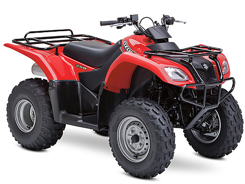 2013 Suzuki Ozark 250 ATV pictures. 480x360 pixels