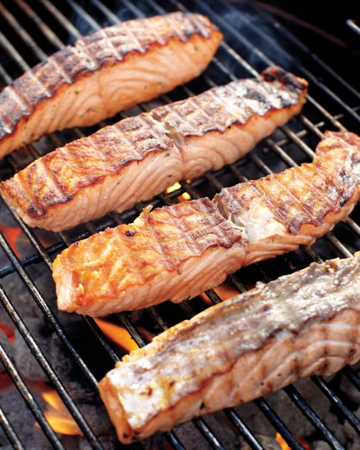 Bushabrowne recipes pukka grilled fish for Grilling fish recipes