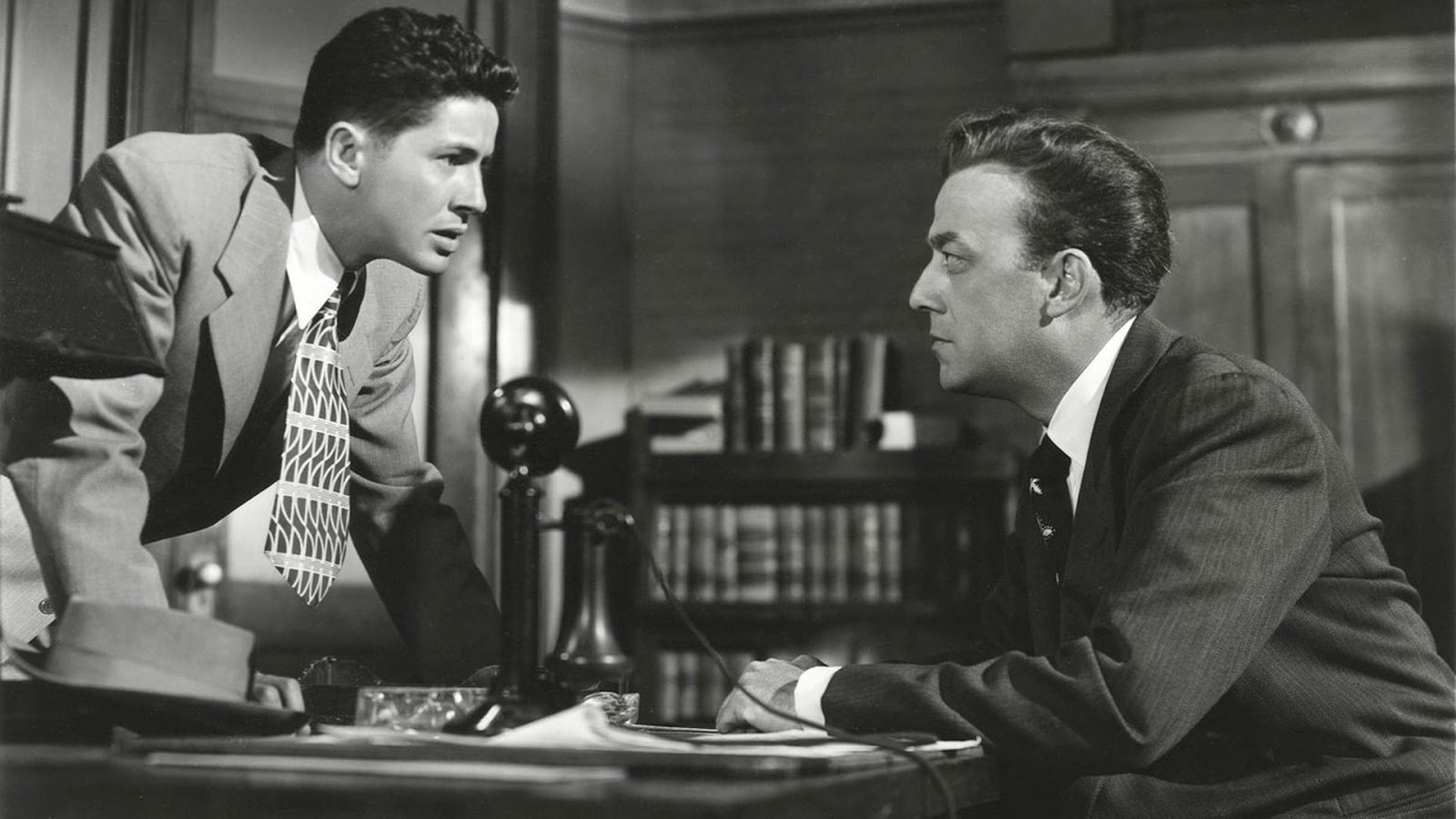 Classic Film Review Side Street 1950 Out Of The