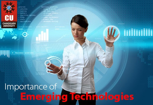 Importance of Emerging Technologies - Chandigarh University