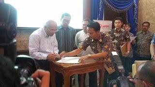Aplikasi LAPOR untuk Pengaduan Warga Kota Bandung