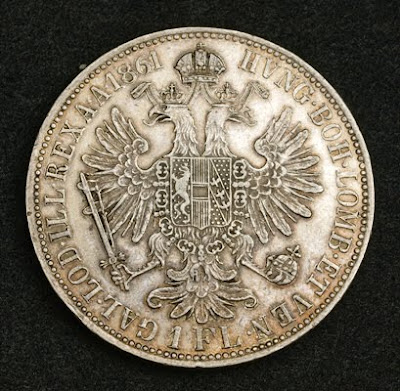 Austro Hungarian Empire old silver coins