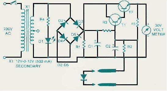Zener Diode Wiring Diagram : New zener diode wiring diagram schematic loublet