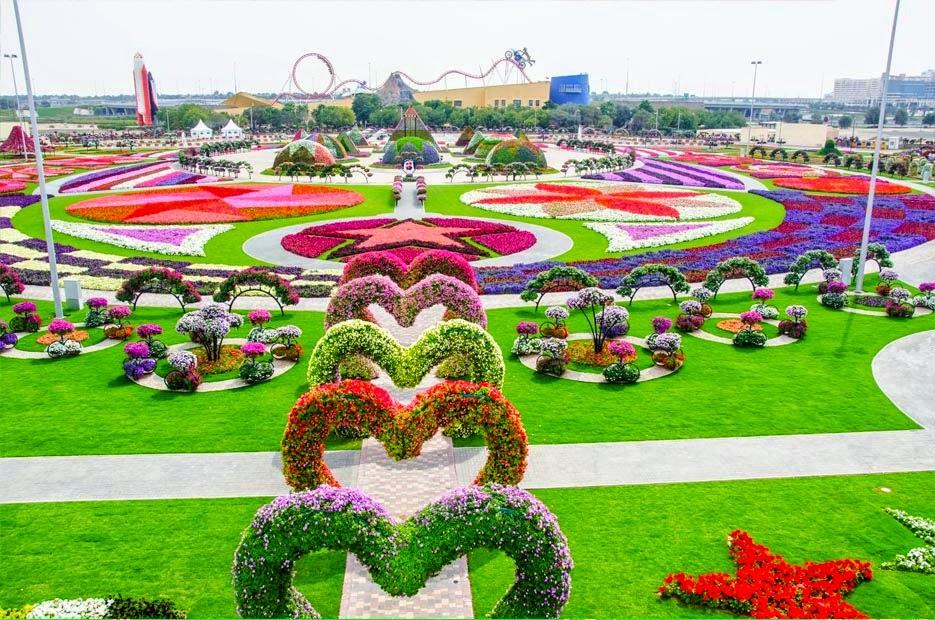 Dubai jardines
