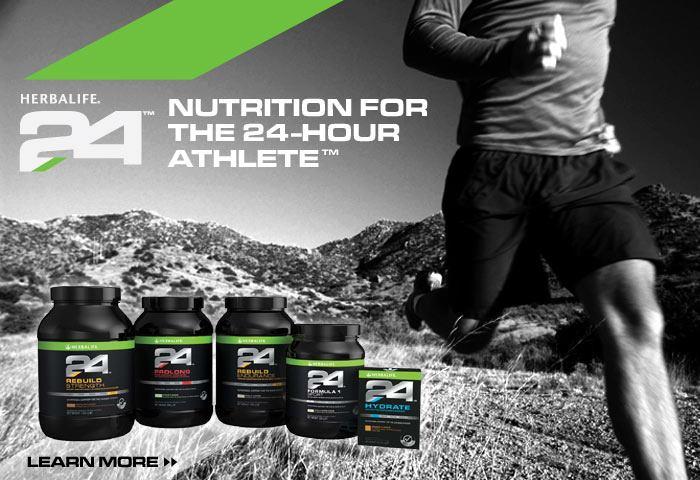 Herbalife24 Nutrición para deportistas