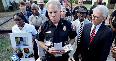 Gun violence press conference