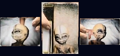Boyd Bushman's Alien Pics (Collage 2)