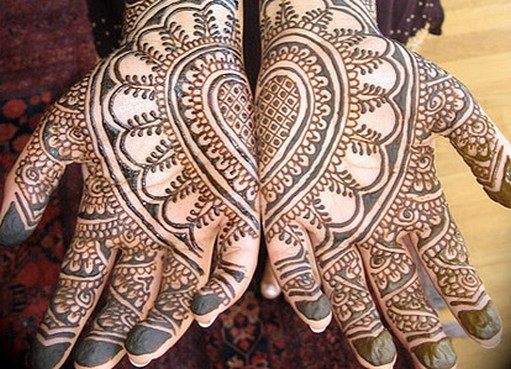 Mehndi Designs Hands And Feet : New arabic mehndi designs for hands and feet best styles