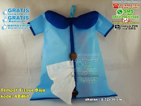 Tempat Tissue Baju