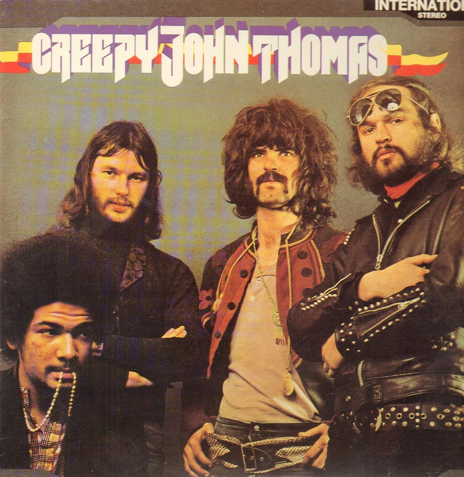 """Creepy John Thomas"" LP (1969)"