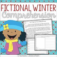 https://www.teacherspayteachers.com/Product/Winter-Reading-452993