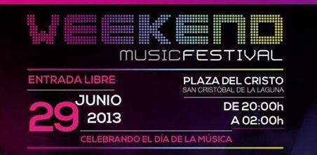 La Excepción será cabeza de cartel en el Weekend Music Festival de La Laguna