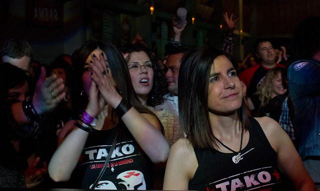 concierto Tako Zaragoza