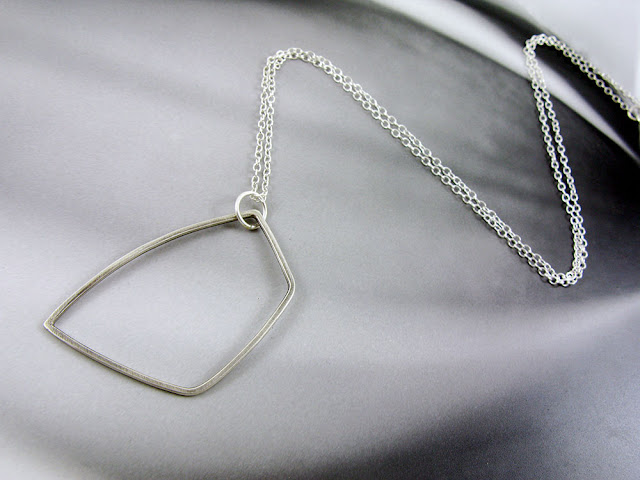 Spirit Necklace in Sterling Silver