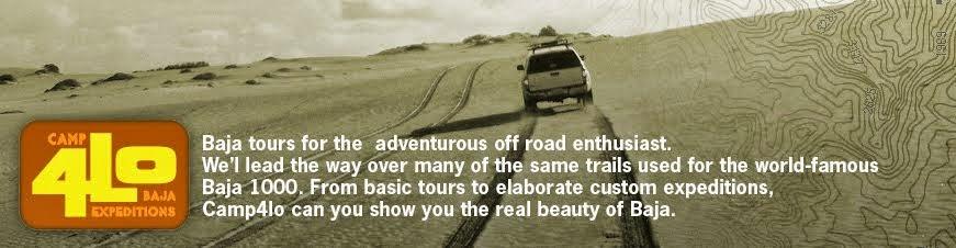Camp4lo Baja Off Road Tours