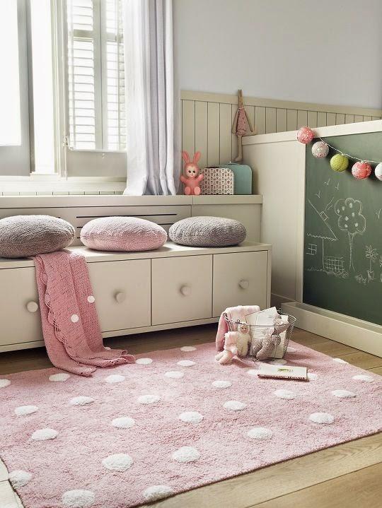 Muebles y decoraci n de interiores alfombras de lorena canals para decorar habitaciones - Alfombras juveniles online ...