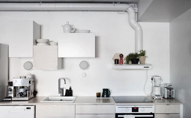 d a d a a  Uusi keittiö