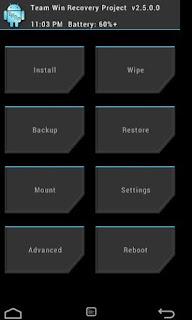 Install custom rom MIUI 7 in Lenovo A536