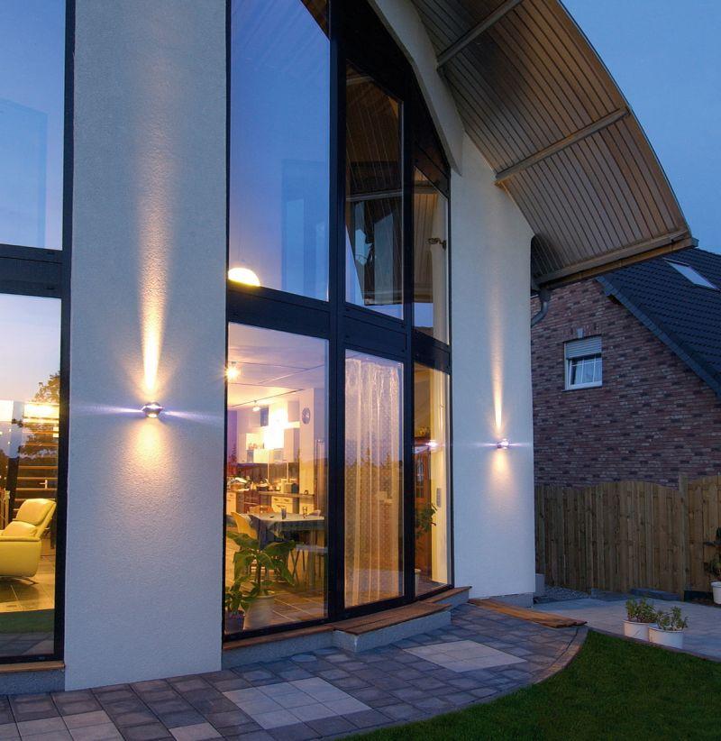 Bildresultat för fasadbelysning ritning