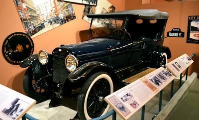Hanson Six, Hanson Motor Company, Atlanta History Center