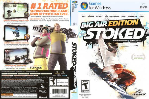 تحميل لعبة Stoked Big Air Edition برابط واحد مباشر للاجهزة ضعيفة