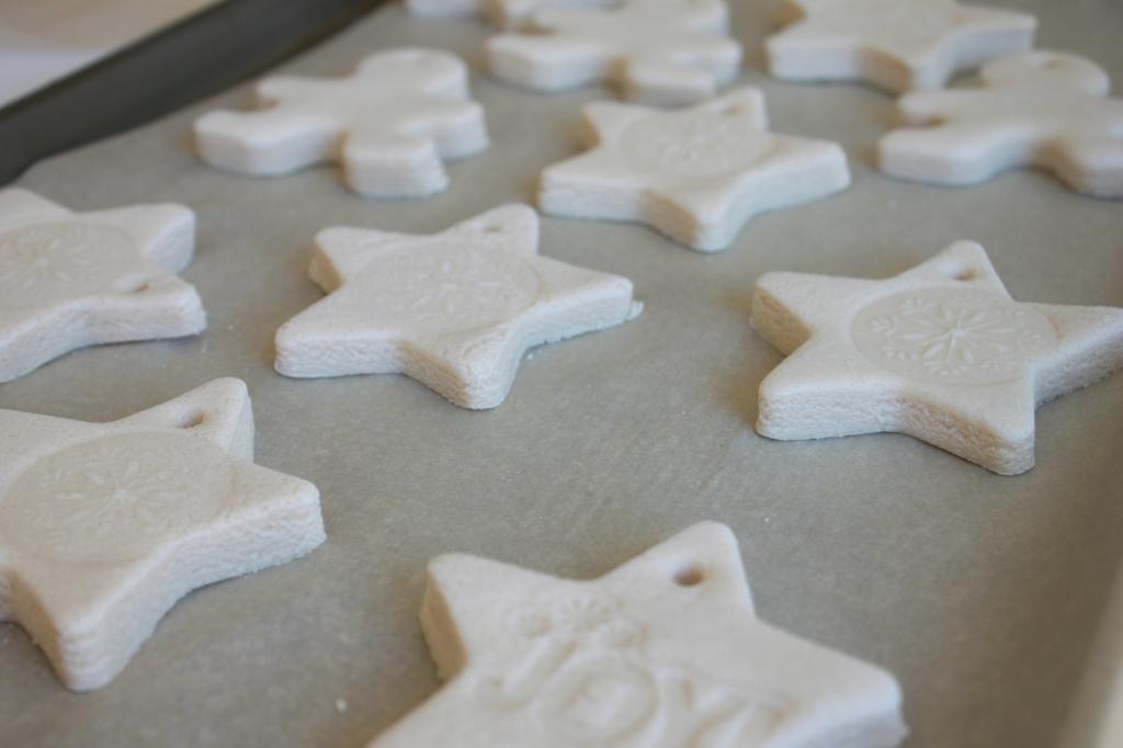 Gryphonwyck: Salt Dough Ornaments