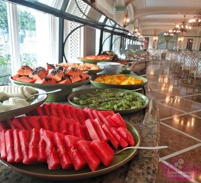Restaurante Pérgula no Copacabana Palace