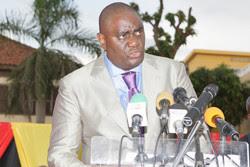 Bento Bento inúmera prioridades após empossamento como Governador de Luanda