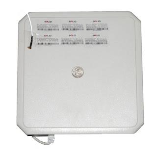 UHF RFID Reader Antenna (902-928MHz, 8dBi RHC Pol) 1meter-2meters