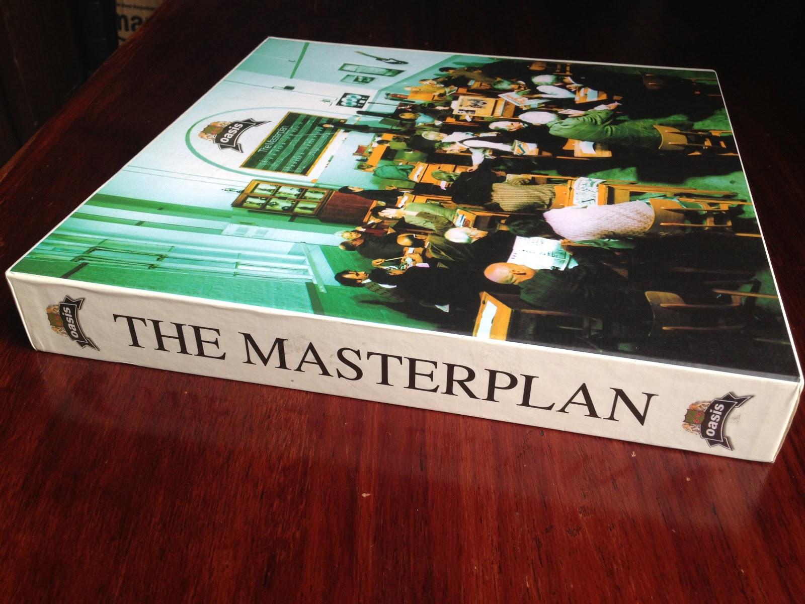 Los recuerdos del Capitán Lento: Oasis - The Masterplan 7 ... Oasis Masterplan