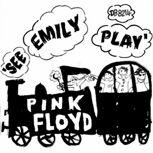 Pink Floyd - Primeros Simples 1967+-+See+Emily+Play+b-w+Scarecrow+(7'')
