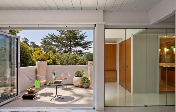 Fotos de techos imagenes de balcones y terrazas for Techos de terrazas modernas