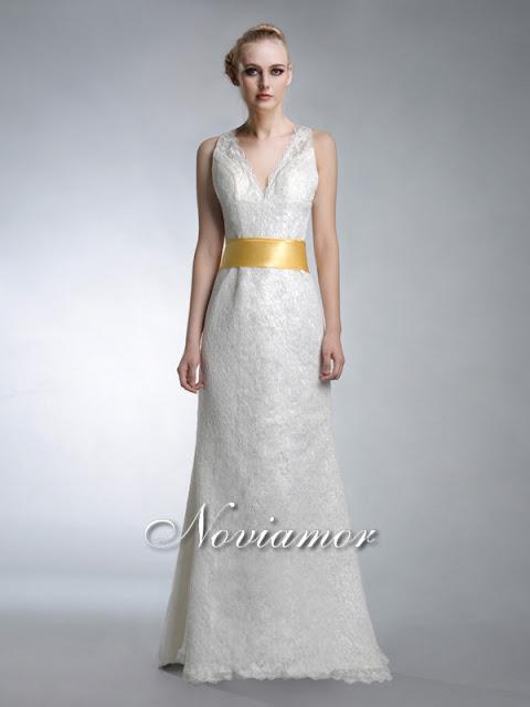 Robe de mariée référence FW1694 de NOVIAMOR