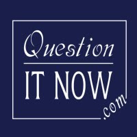 QuestionItNow blue square logo
