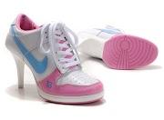 Nike Salto Alto Estilo Pump