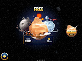 Angry Birds Star Wars Level Select