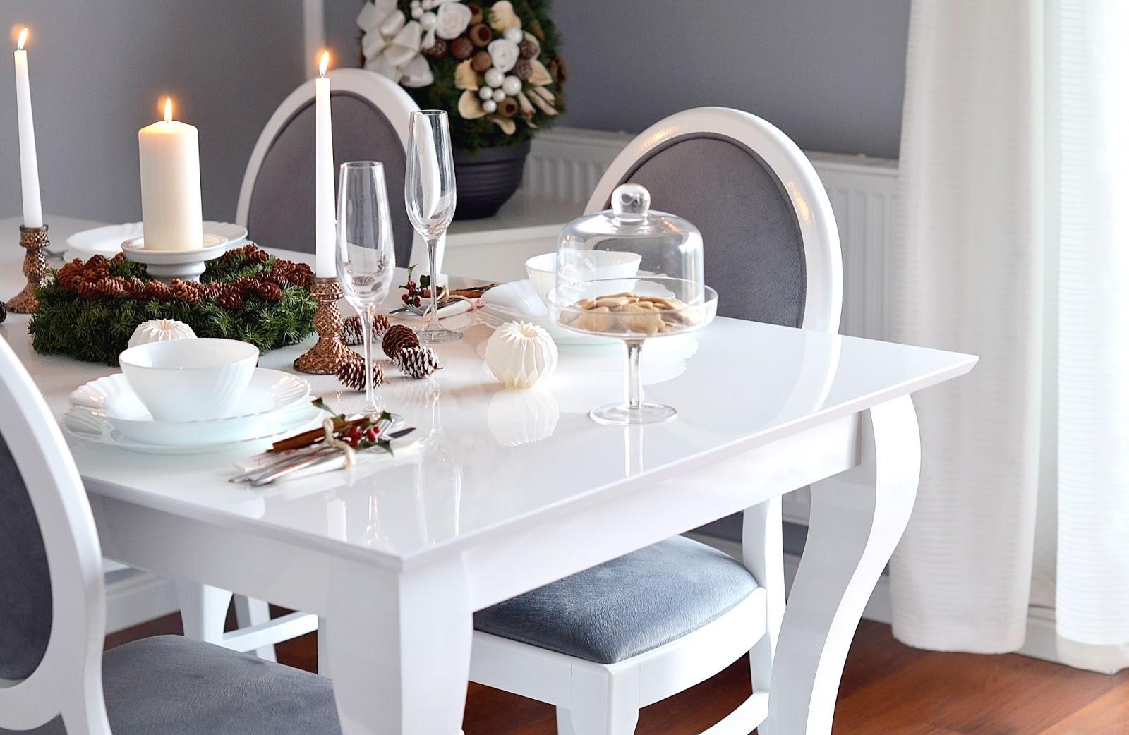 stol swiateczny | swieta | dekoracje