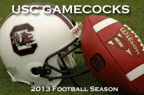 Columbia SC Events: 2013 Carolina Gamecock Football