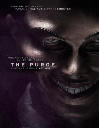 Ver The Purge. La noche de las bestias (2013) Online