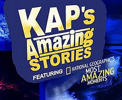 Kap's Amazing Stories August 4, 2013 Episode Replay